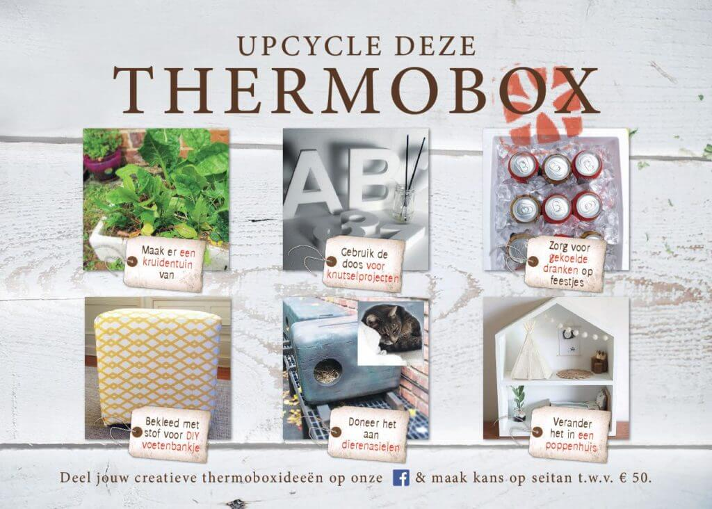6 ideeën om je thermobox te recycleren.
