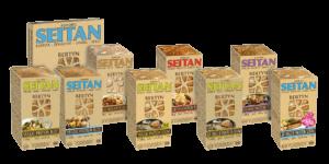 Produktauswahl Seitan
