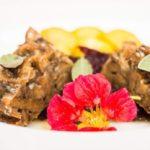 De heerlijke filets van seitan