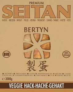 Packshot: Veggie Premium Seitan Gehakt - 3000g