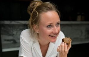 Isabel Boerdam van de hippevegetarier.nl