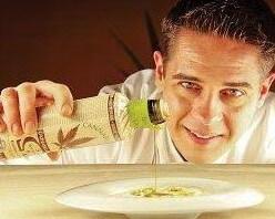 vegetarische chef Philippe Van Den Bulck