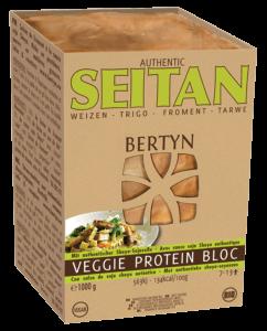 Veggie Protein Bloc – Froment 1000g (2019) – 3D