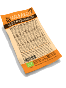 Veggie Protein Seitan – Marrakech – 3D