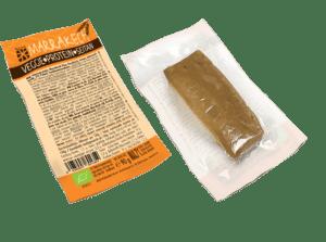 Veggie Protein Seitan – Marrakech – 3D – avant et arrière
